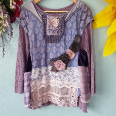 Jennifer Freeman Clothing Upcycle