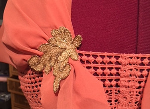 Upcycling Ornate Indian/Pakistani Clothing--The Gift That Will Keep Giving