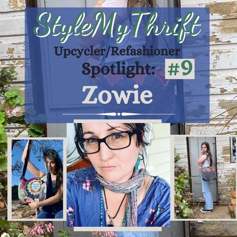 Upcycler Spotlight #9: Zowie--New South Wales, South Coast - Australia