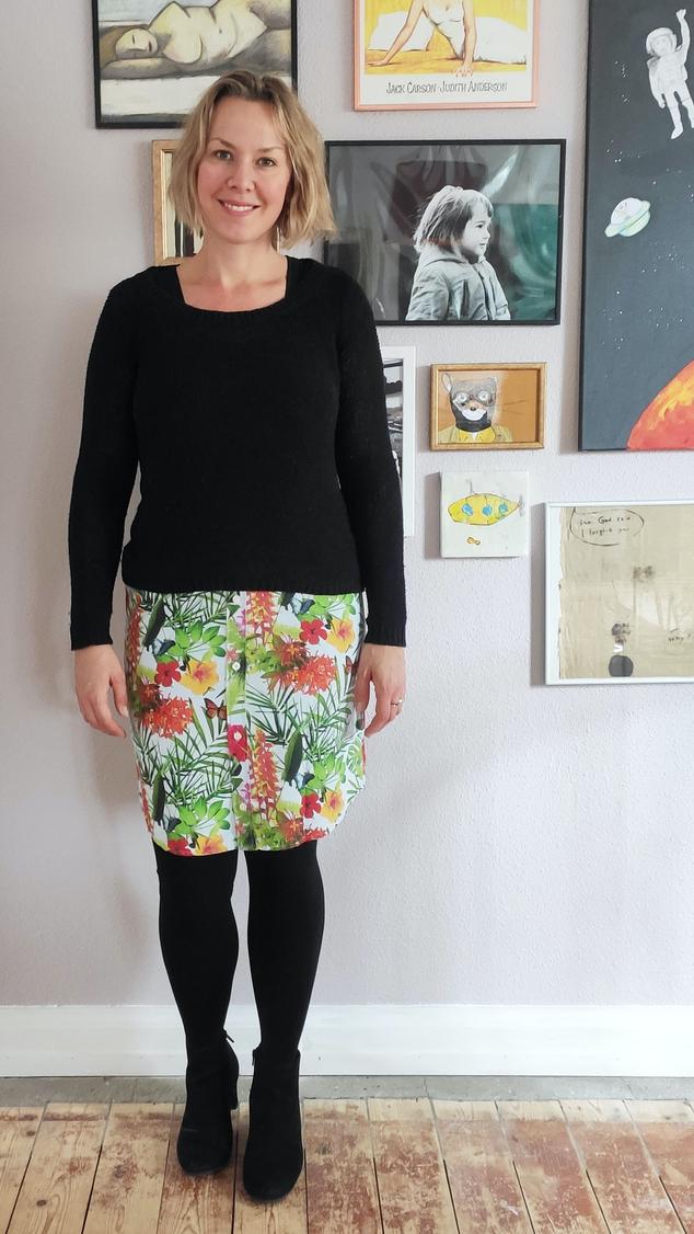 Karoline Dahrling Hughes, Upcycler