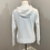 Thumbnail: Lucky Brand Crochet, Embroidery Hoodie