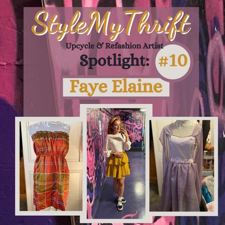 Upcycler Spotlight #10: Faye Elaine--Liverpool, United Kingdom