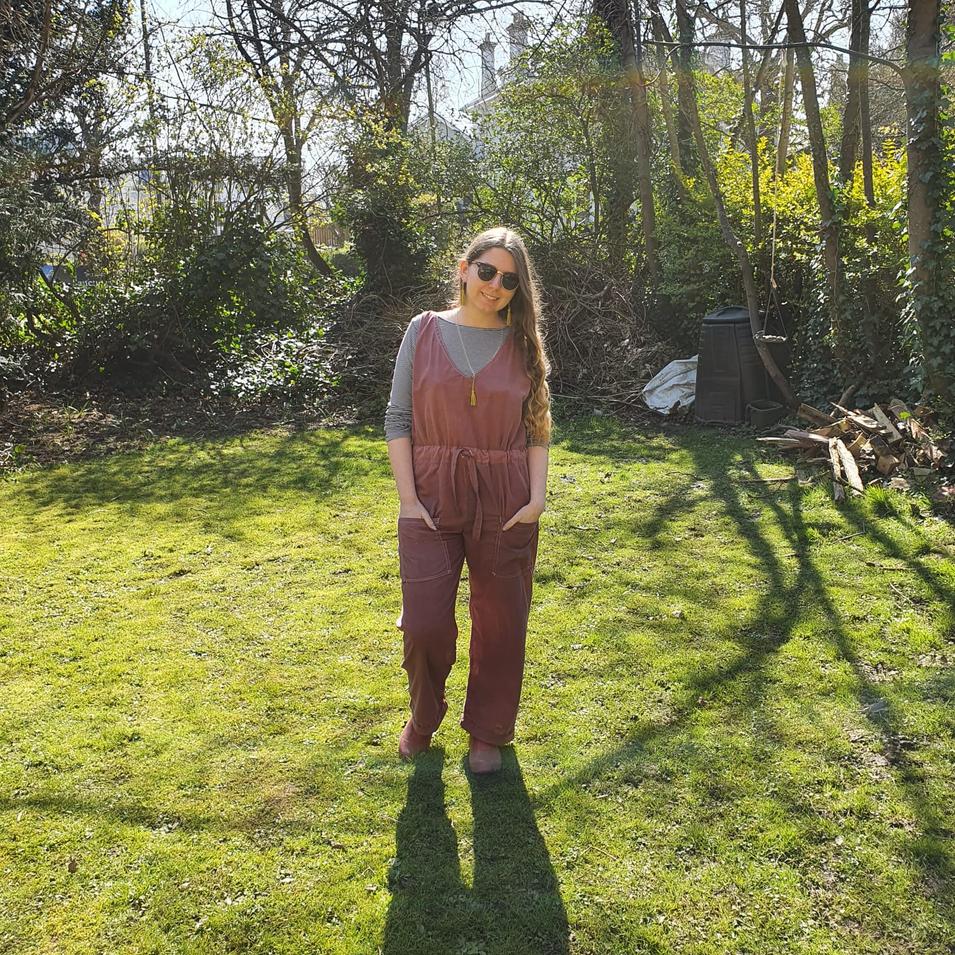 Laura Gibbons, Upcycler, Refashioner