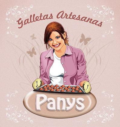 Galletas Panys Almendras - 50g