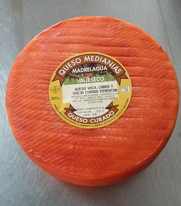 Queso Curado de Pimenton - 1kg