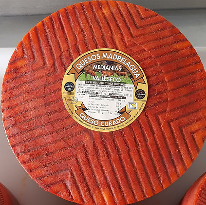Queso SemiCurado de Pimenton - 1kg
