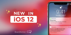 Ios 12 changes
