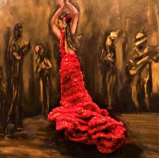 Mixed Media Spanish Dancer.jpg