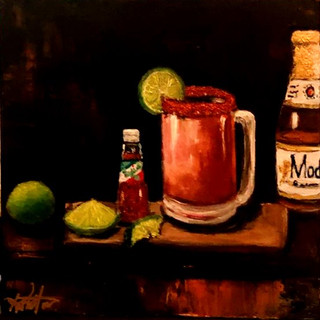 It's Friday!!! Who's ready for a Michelada