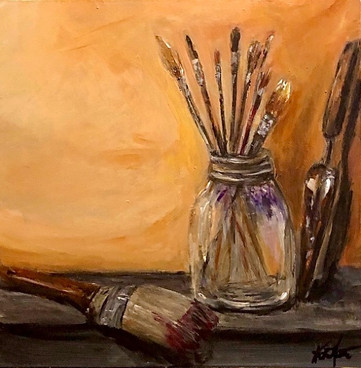 Tools of an Artist