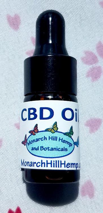 CBD Oil Samples