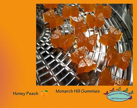 Honey Gummies - Honey Peach of Sunshine