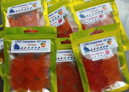 Gummies to Go - (10) 6 Packs