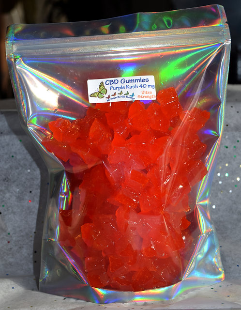 Gummies Made to Order - 60 piece