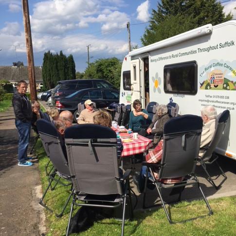 The Rural Coffee Caravan