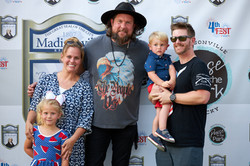 Zach Williams Step and Repeat 408