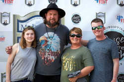 Zach Williams Step and Repeat 376