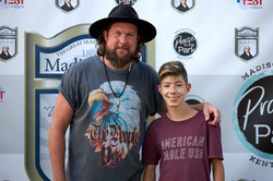 Zach Williams Step and Repeat 362