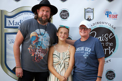 Zach Williams Step and Repeat 383