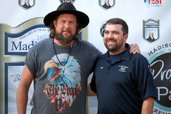 Zach Williams Step and Repeat 372