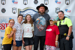 Zach Williams Step and Repeat 416