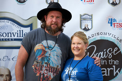 Zach Williams Step and Repeat 424