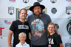 Zach Williams Step and Repeat 392