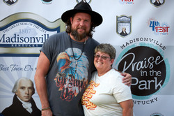 Zach Williams Step and Repeat 410