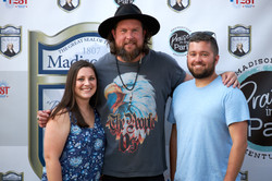 Zach Williams Step and Repeat 406