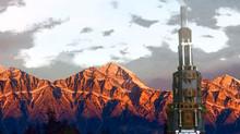 Primeras imágenes de la torre Baonor (De las 5 Eras)