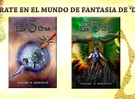 Nuevos detalles del mundo de fantasía 'De las 5 Eras'