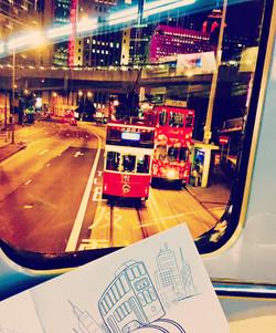 Hong Kong colouring & activity book