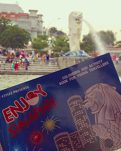 Enjoy citizz. Singapore for kids. Enjoy Singapore.