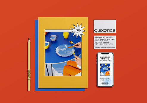 quixotics stationary orange.jpg