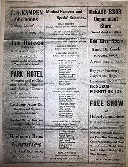 chorus county fair musical numbers.jpg