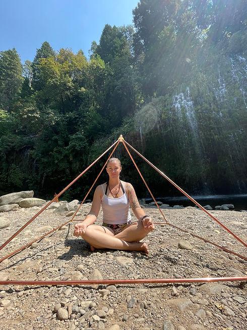 Krystal under Pyramid Mossbrae Falls.jpg