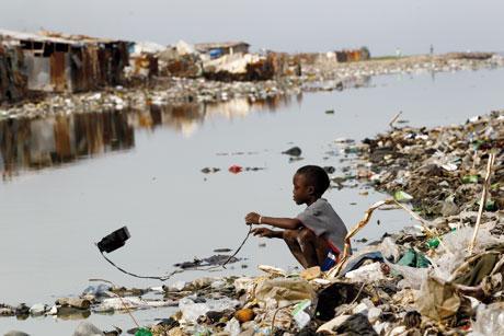 In Haiti, Cholera Rages On