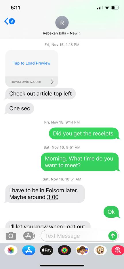 FBI - Special Agent Rebekah Bills shares