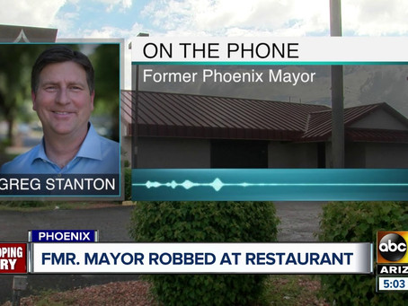 Corruption Story of Representative Greg Stanton