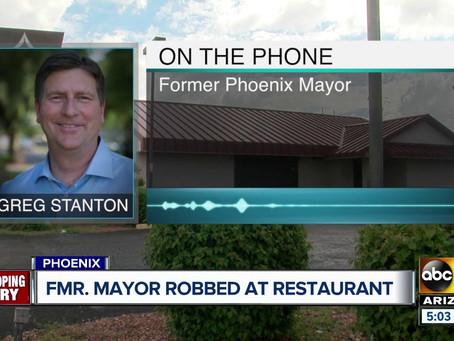 Corruption Story of Representative Greg Stanton