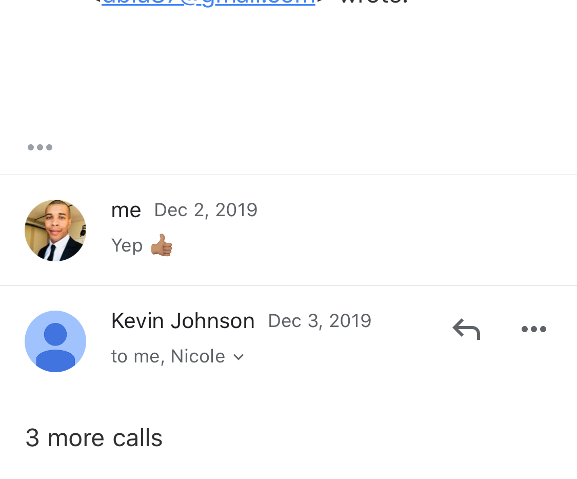 Mayor Kevin Johnson sending emails to FB