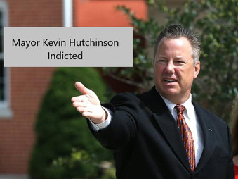 Mayor Kevin Hutchinson resigns after indictment