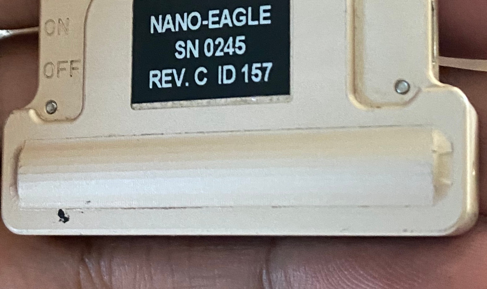 FBI Recording Device - Nano Eagle.JPG