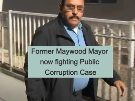 Former Mayor and other city staff charged in Public Corruption Scandal