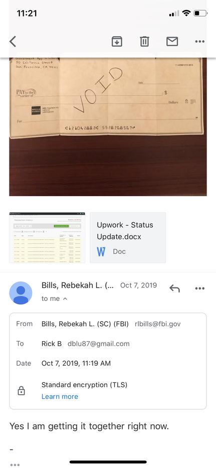 The Lobbyist requesting reimbursement fr