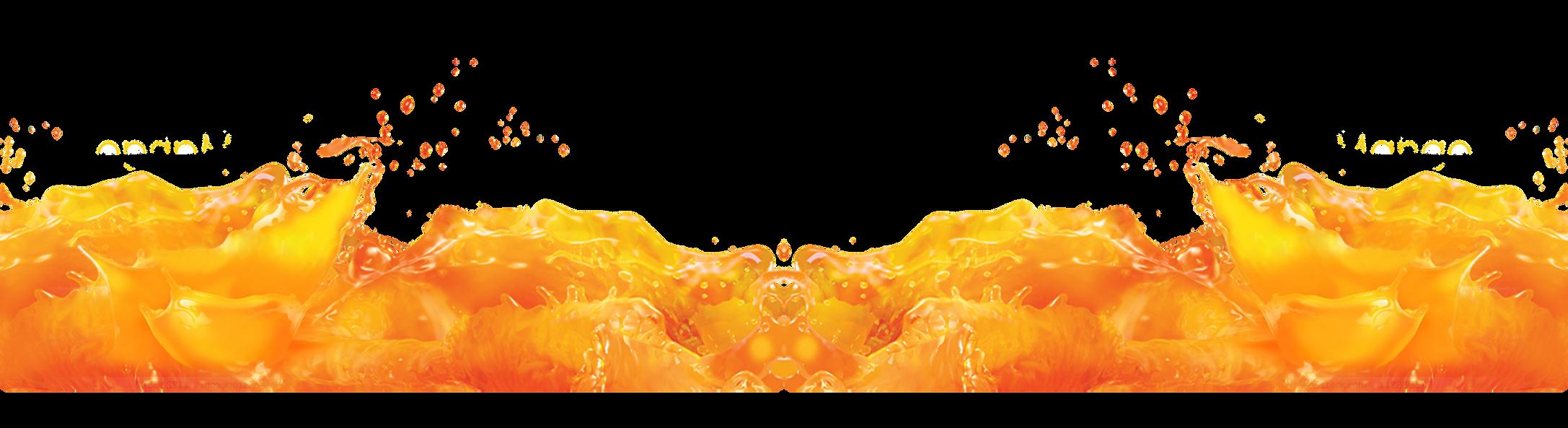 22x6 gkradio poster orange juice.png