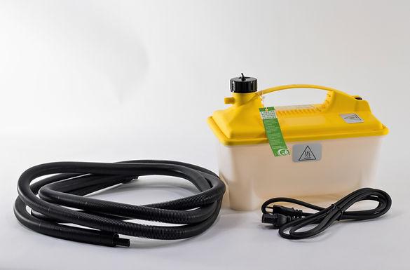 Dampfgerät zum einschmelzen von Waben