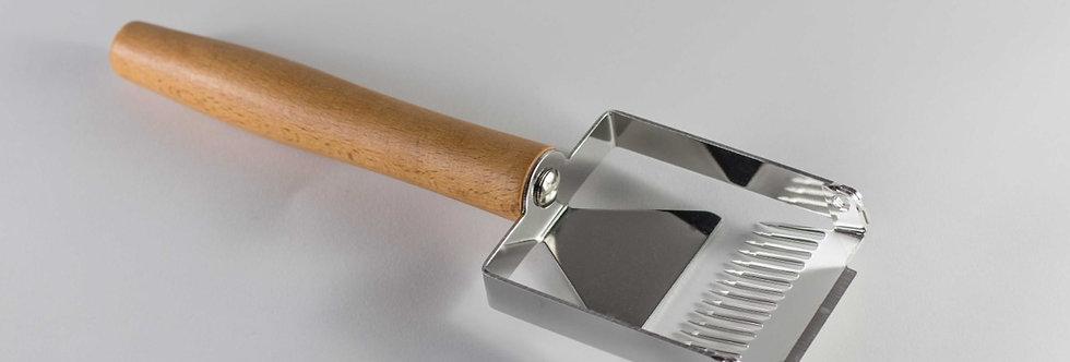 Entdeckelungs-Hobel mit Holzgriff