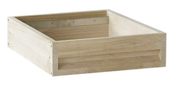 Zander Halbzarge Holz