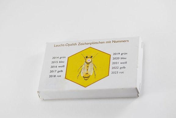 Leucht Opalith Karten Set
